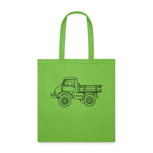 Off-road truck, transporter - Tote Bag
