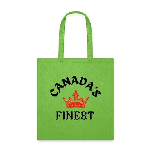 Canada s Finest 1 - Tote Bag