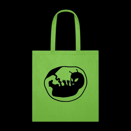 Alien Fetus by bmx3r - Tote Bag