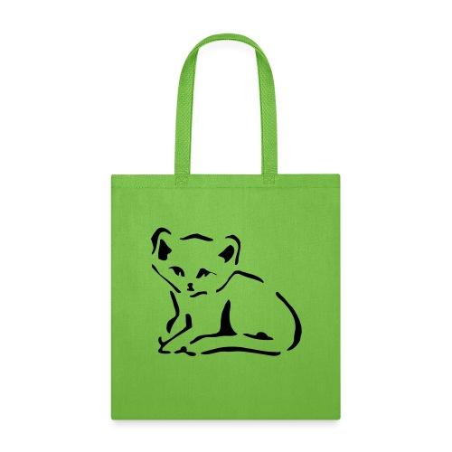 Kitty Cat - Tote Bag