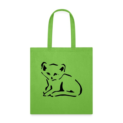 Kitty Cat - Tote Bag