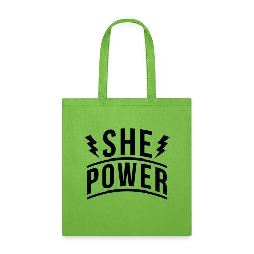 She Power - Tote Bag