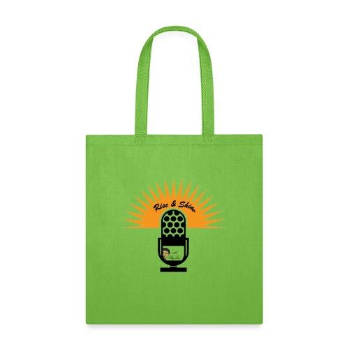 Rise & Shine with Big Lou - Tote Bag