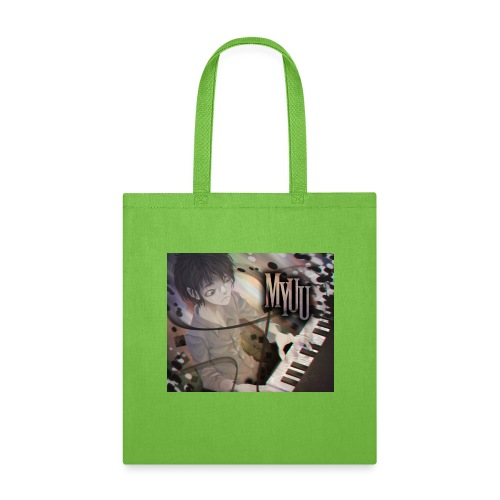 Dark Piano 1 - Tote Bag