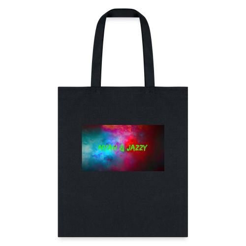 NYAH AND JAZZY - Tote Bag