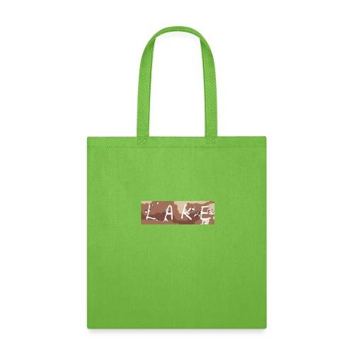 LAKE_LOGO2 - Tote Bag