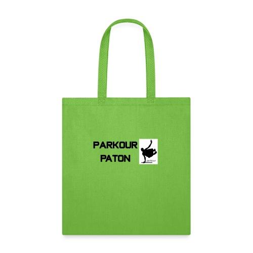 Parkour Paton Design 1 - Tote Bag