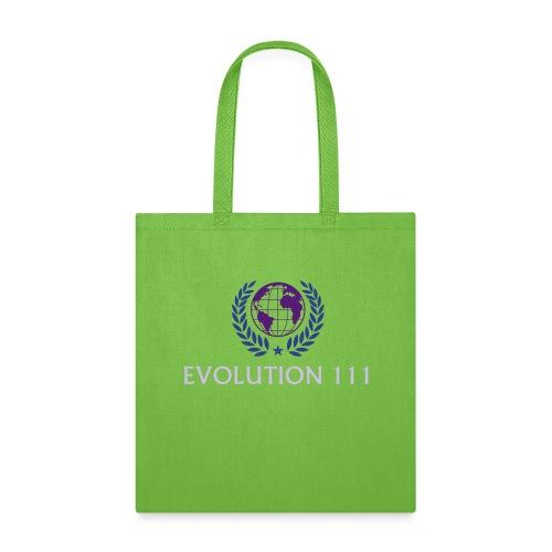 evolution111 - Tote Bag