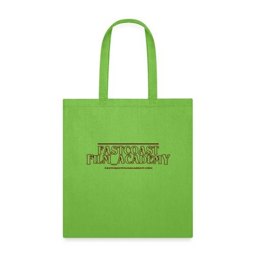 FastCoast Film Academy Stranger Thingy's Like Logo - Tote Bag