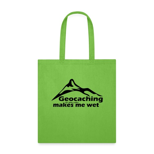 Wet Geocaching - Tote Bag