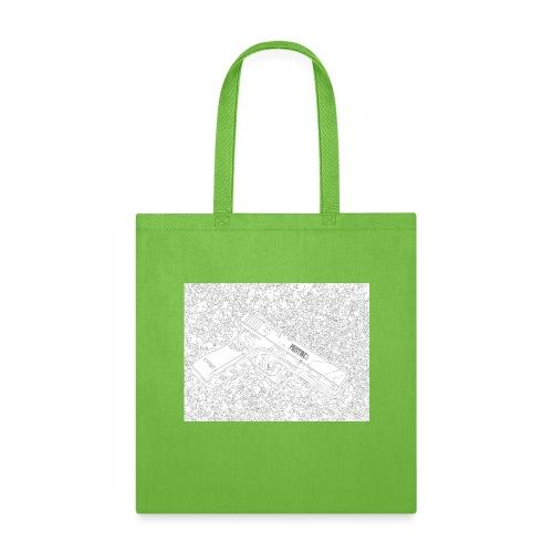 GunLines - Tote Bag