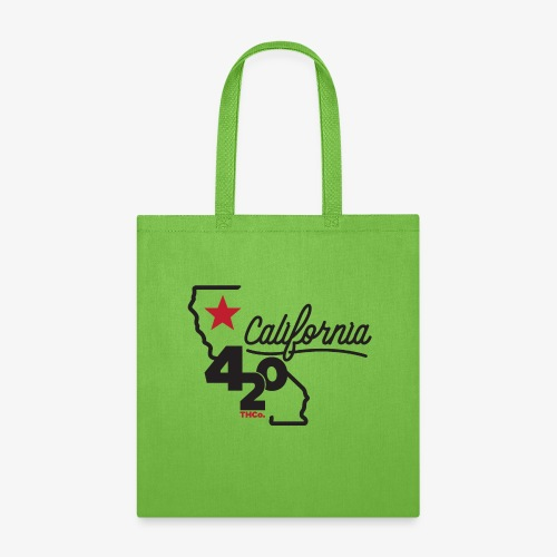 California 420 - Tote Bag
