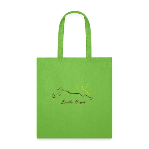 Bridle Ranch Traditional - Tote Bag