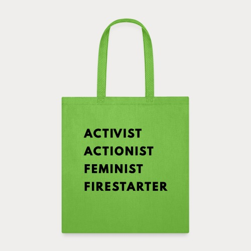 This Girl is on Fire! - Tote Bag
