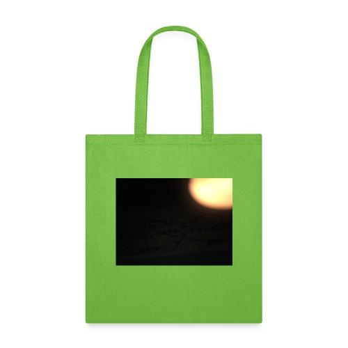 justin - Tote Bag