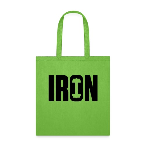 IRON WEIGHTS - Tote Bag