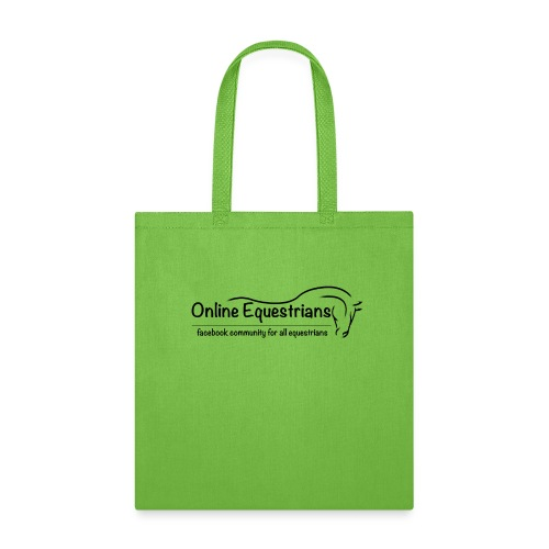 Online Equestrian Merch - Tote Bag