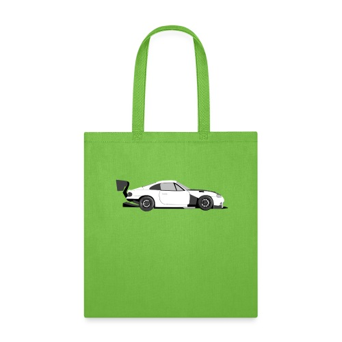 Beavis NB Race car - Tote Bag