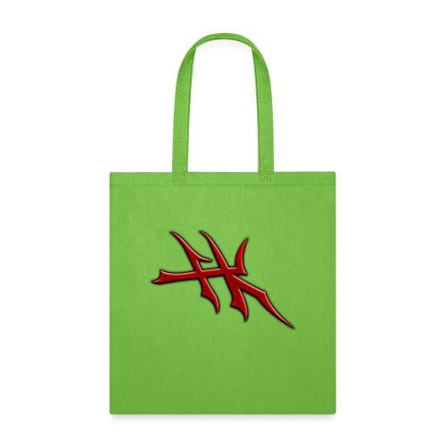 Blayde Symbol (Red) - Tote Bag