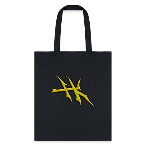 Blayde Symbol (Gold) - Tote Bag