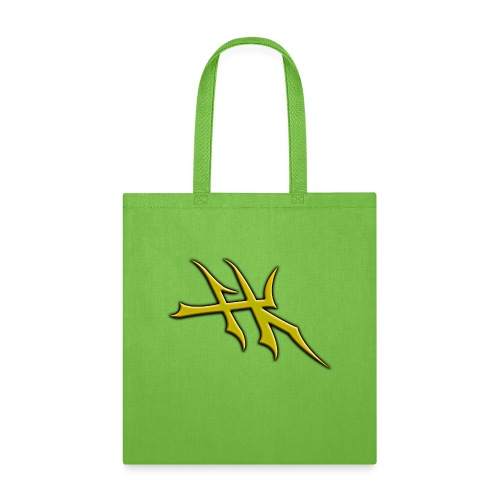 Blayde Symbol (Gold) - Tote Bag