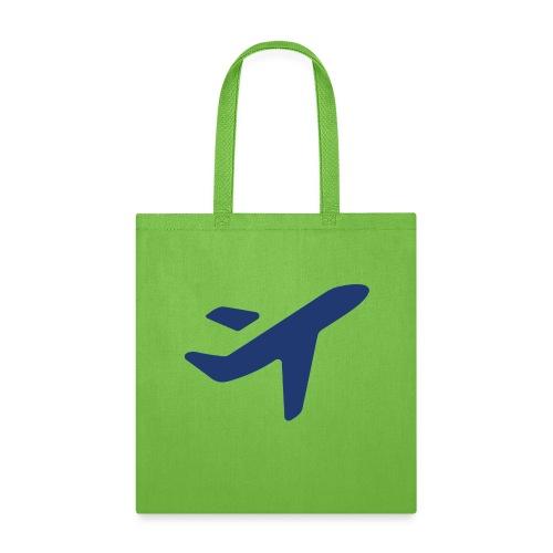 Plane Solo Jess Travel - Tote Bag