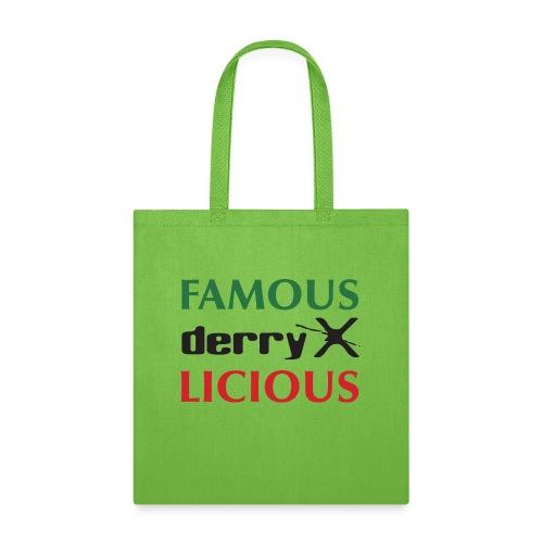 FAMOUS derryX LICIOUS - Tote Bag