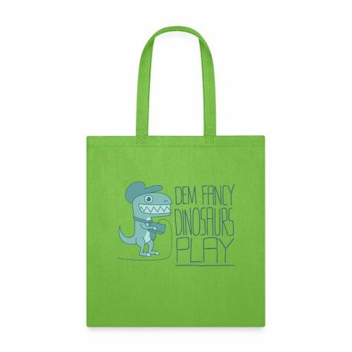 Dem Fancy Games transparent - Tote Bag