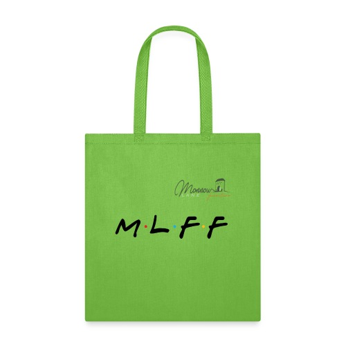 MLFF with logo - Tote Bag