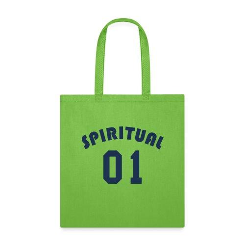 Spiritual One - Tote Bag