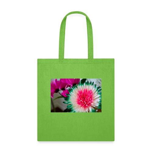 Flowery Words! - Tote Bag
