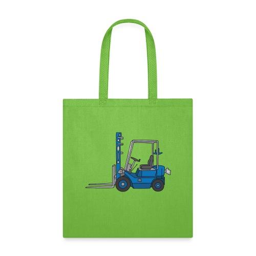 Fork-lift truck - Tote Bag