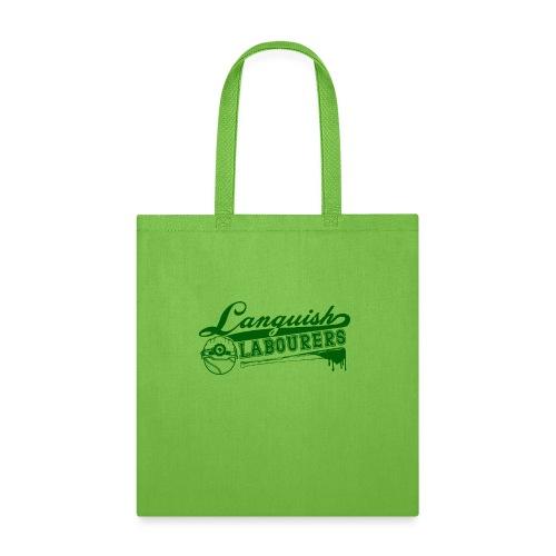 Languish Labourer's Baseball - Tote Bag