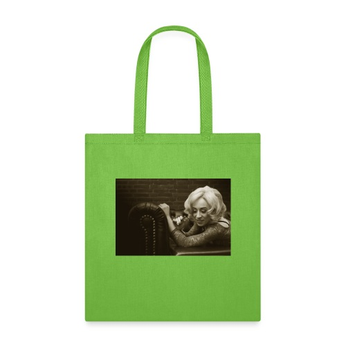 woman lying on the couch,fashion Classic Vintage 1 - Tote Bag