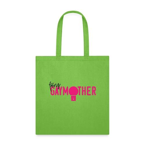Fairy Gaymother logo - Tote Bag