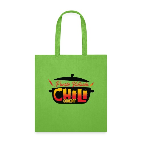 Puerto Vallarta Chili Cook-Off - Tote Bag