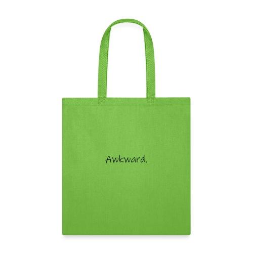 Awkward. - Tote Bag