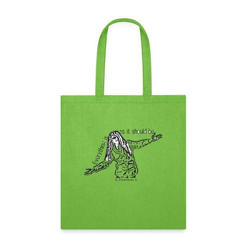 Everything is - Tote Bag