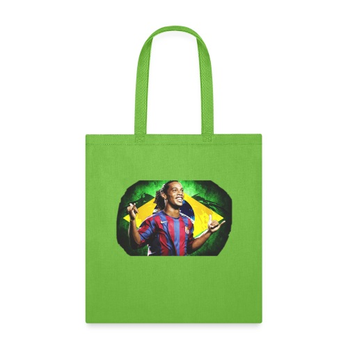 Ronaldinho Brazil/Barca print - Tote Bag