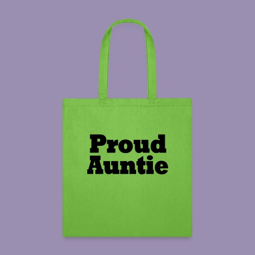 Proud Auntie - Tote Bag