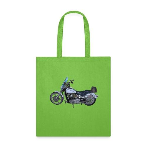 Motorcycle L - Tote Bag