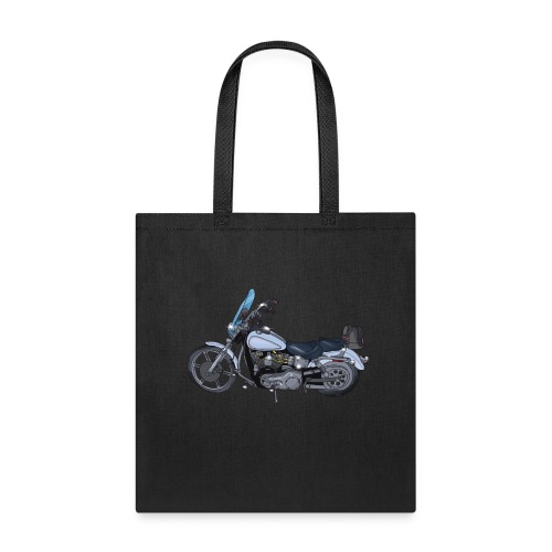 Motorcycle L - Tote Bag