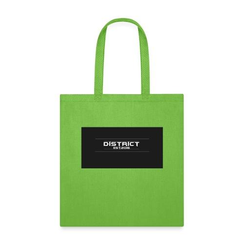 District apparel - Tote Bag