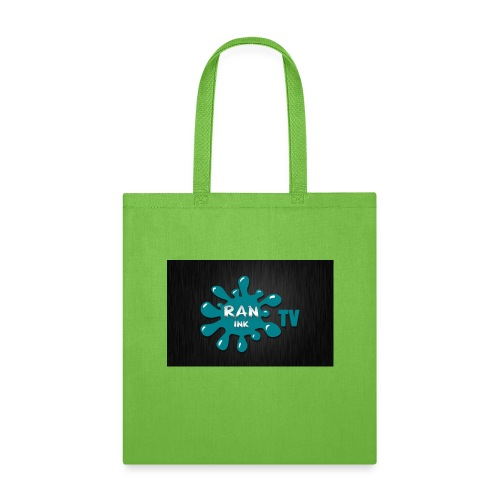 RAN Ink TV - Tote Bag