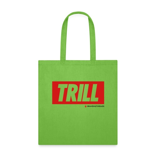 trill red iphone - Tote Bag