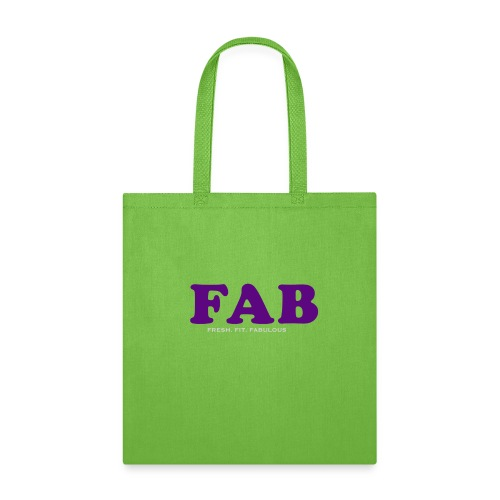 FAB Tank - Tote Bag