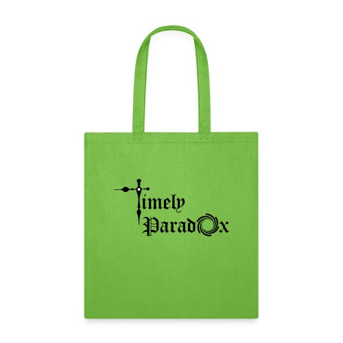 Timely Paradox - Tote Bag