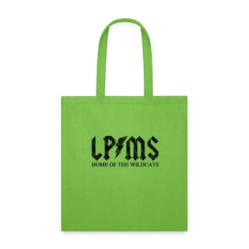LPMS Voltage Distressed - Tote Bag