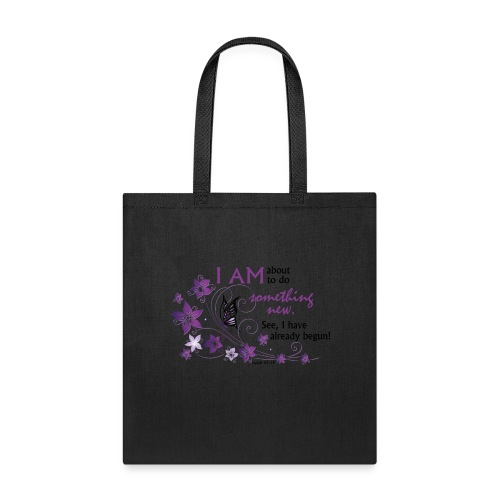 Something new - Tote Bag