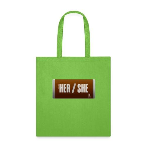 Her/She Bar! - Tote Bag